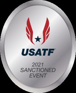 2021 USATF logo