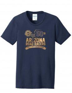 Arizona Road Racers 50th Anniversary shirt