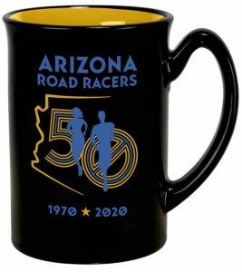 Arizona Road Racers 50th Anniversary Mug