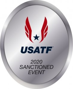 USATF sanctioned